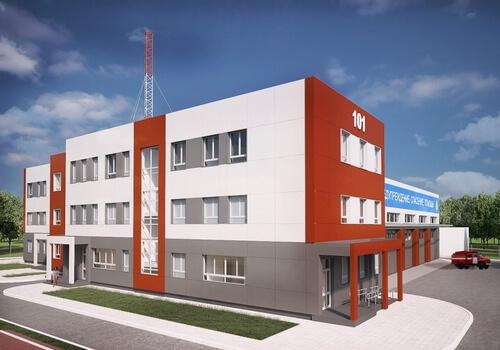 СП 380.1325800.2018 Здания пожарных депо. Правила проектирования